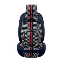 6D Full Surround Design Car Cushion Louis Series Luxurious Classical Seat Cover