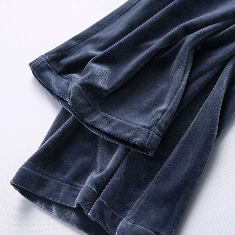 xitao Primavera 2019 Las Elástico De Color Blue Europa La Mujeres Cintura Pantalones Moda Sólido Llegada Nueva Dll2613 Mujer rCRwxqXnrg