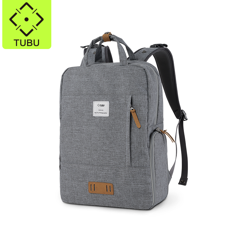 TUBU 6109 DSLR Camera Bag Waterproof Backpack Compact Travel Backpack Men Women Digital Camera can put 14 inch laptop compact fashion waterproof men backpack