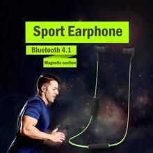 BT-H06 Auriculares Deportivos Bluetooth V3.0 Moda Uno para Dos Función de Sonido Estéreo de Auriculares con Micrófono para Android/IOS Teléfono
