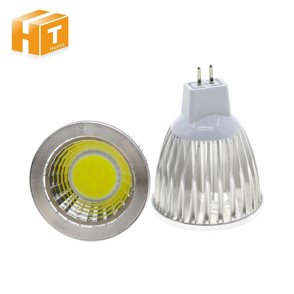 Led Spotlight Warm White: Aliexpress.com : Buy 12V MR16 LED Spotlight 3W 5W 7W LED