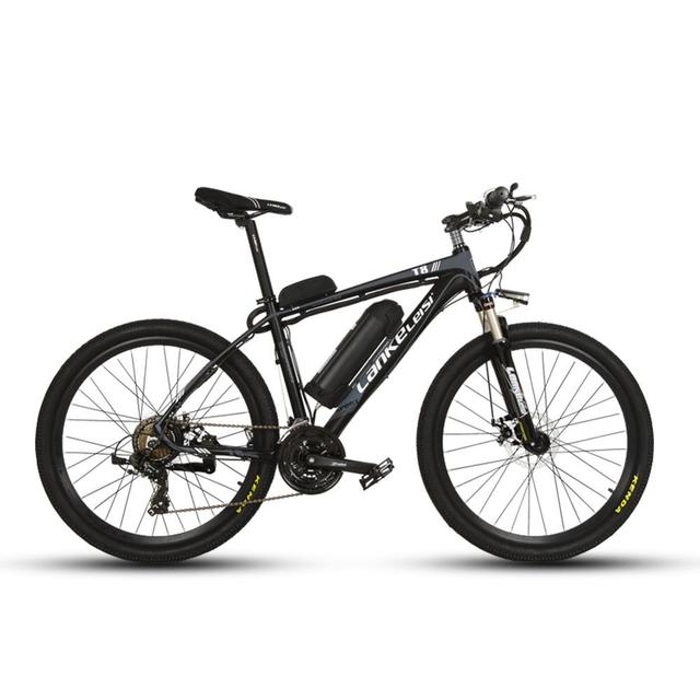 Cyrusher T8 Электрический велосипед 240 Вт 36 В 20 AH литиевые батареи Скорость велосипед двойной тормоза V Электрический горный велосипед