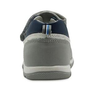 Image 4 - Apakowa erkek hakiki deri sandalet çocuklar burnu açık düz ayakkabı yürümeye başlayan çocuklar için yaz ortopedik plaj sandaletleri kemer desteği ile