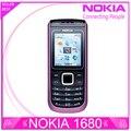 Восстановленное 1680 Оригинал Nokia 1680 classic мобильный телефон Бесплатная Доставка