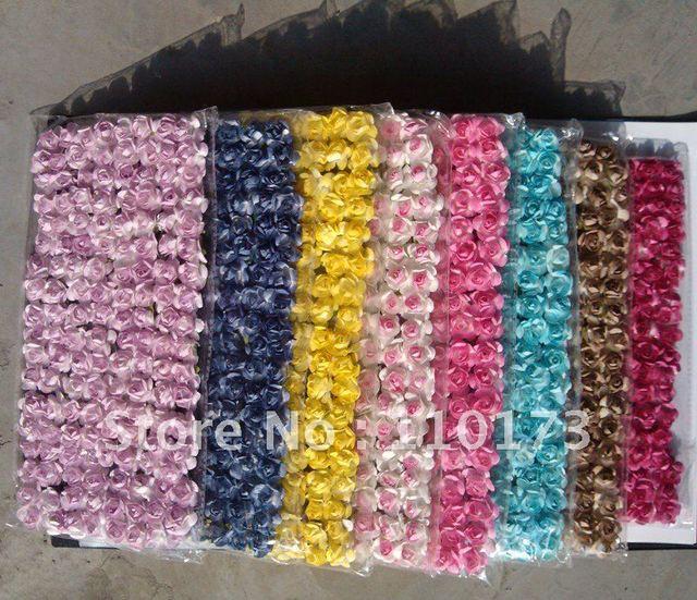 Maulbeerpapier Blumen 2 0 Cm Papier Stieg 144 Teile Beutel