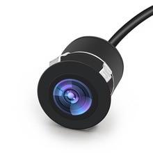 18mm tylna kamera samochodowa kamera samochodowa powrót IP68 wodoodporna 12V uniwersalna kamera cofania samochodu kamera parkowania pojazdu
