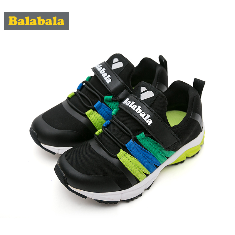 balabala New Arrival running shoes for boys Children Casual Shoes sport Sneakers kids & Girls Flat Child breathable shoes new kids sneakers boys running shoes breathable mesh fashion kids shoes boys girls sport shoes kids casual sapatos infant