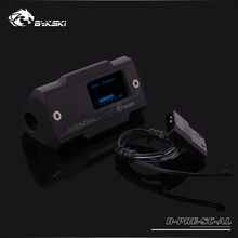 Bykski B-PRE-SC-AL, манометры, цифровой дисплей модуль, монитор давления в реальном времени