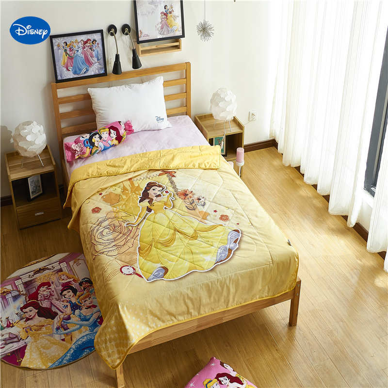 Aliexpress.com : Buy Yellow Beauty and Beast Belle Quilt ...
