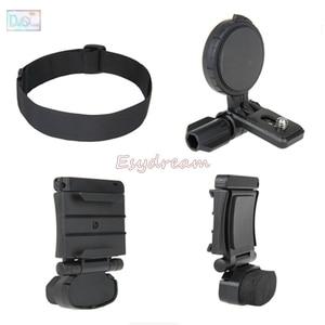 Image 2 - Helm Hoofd Montage Mount Kit Voor Sony Actie FDR X3000 HDR AS30V HDR AS100V Hdr AS20 AS30V AS300 AS200V AS100V Als BLT UHM1