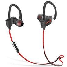 S2 Hedphone Bluetooth Inalámbrico Deportes Auriculares Bluetooth Música Estéreo Auriculares Auriculares con Micrófono para Xiaomi Teléfono Iphone6