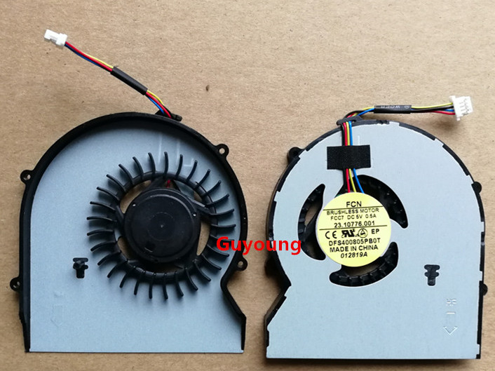 727766-001 cooler for HP pro 430 G1 cooling heatsink with fan KSB05105HB-CL13