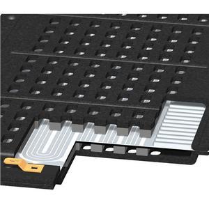Image 2 - 2 pièces/lot bricolage moniteur audio plat moniteur HiFi haut parleur haute puissance ruban tweeter planaire transducteur AMT Neo8