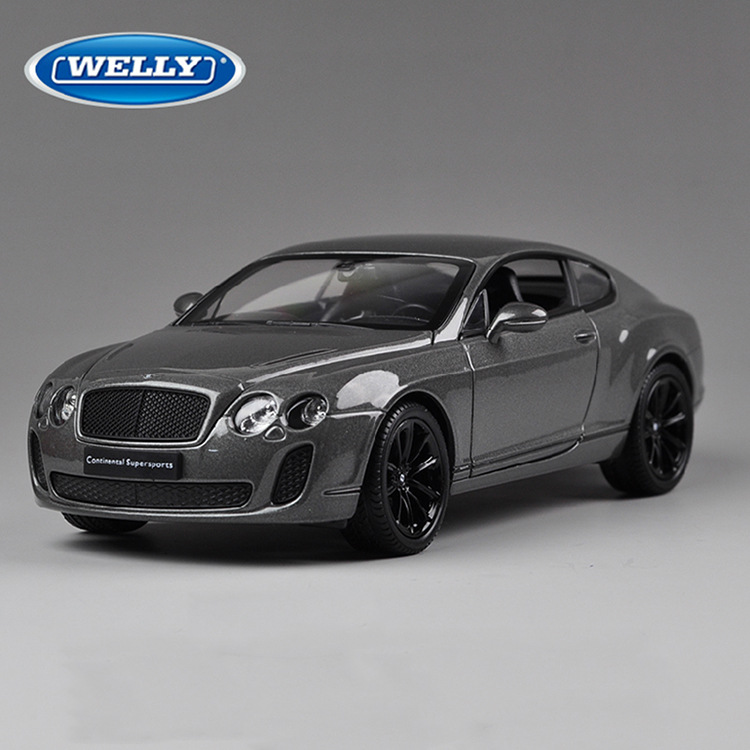 Bentley Continental Gt White Supersport Car For Sale: Popular 1 24 Scale Diecast Model Cars-Buy Cheap 1 24 Scale