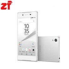 Nouveau Sony Xperia Z5 e6683 Débloqué Original GSM 4G LTE Android double Sim Octa Core RAM 3 GB ROM 32 GB E6683 WIFI GPS