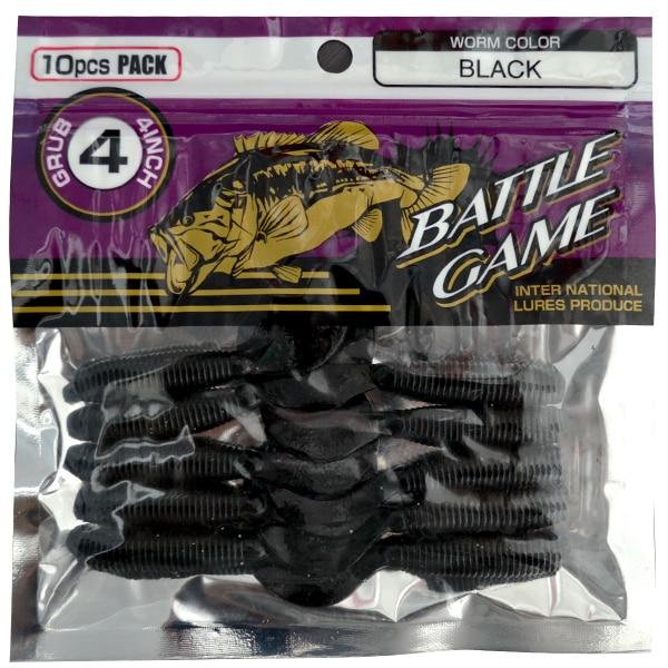 1Bag(10pcs/bag) 3g/pcs Lure soft bait blackfish catfish soft noodles