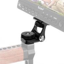 Видеокамера монитор адаптер регулируемый угол крепления Холодный башмак DSLR монитор для Feelworld F6S Bestview S7 S5 светильник держатель
