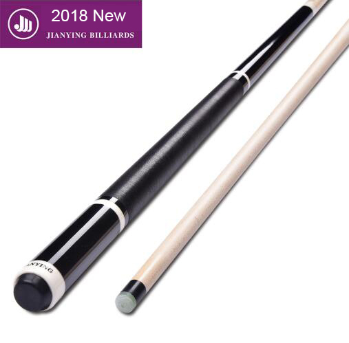 все цены на 2018 New Punch&Jump Cue Good Handmade 12.75mm Tips Billiard Cue Kit Stick Punch&Jump Stick In China