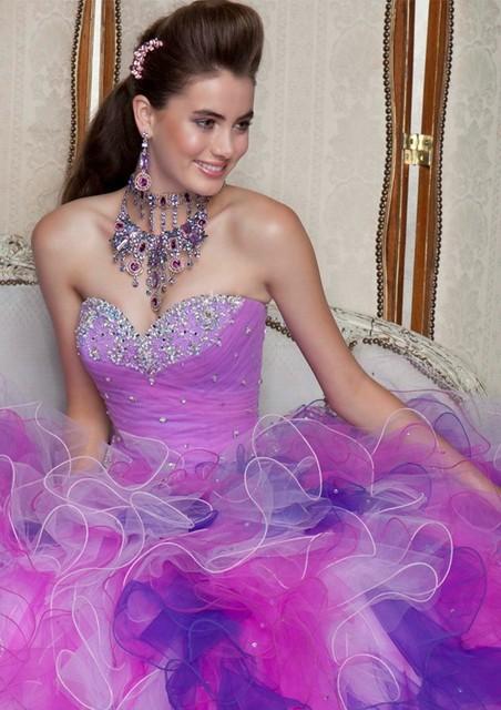 Multi color 2017 vestido de bola vestidos de quinceañera con chaqueta rebordeado plisa rhinetones sweet 16 vestidos para 15 años envío rápido