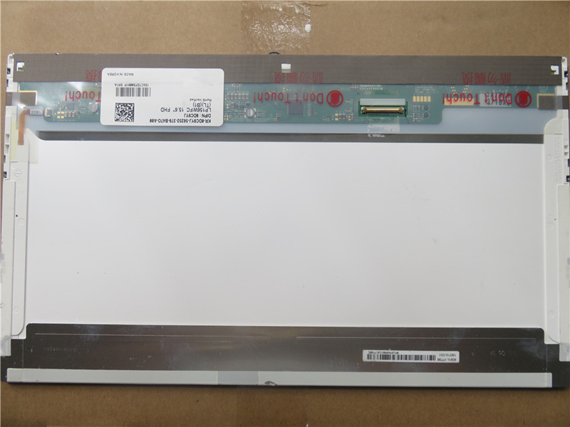 "15,6 ""1920*1080 Laptop Lcd-bildschirm B156hw01 V.4 B156hw02 V.1 B156hw01 V.7 B156hw01 V.1 Lp156wf1 Tlc1 Für Dell Xps 15 L502x L501x Vertrieb Von QualitäTssicherung"