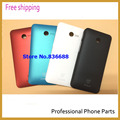 Original Real back cover For Asus Zenfone 4 A400CG 4.0 battery cover battery door part with logo