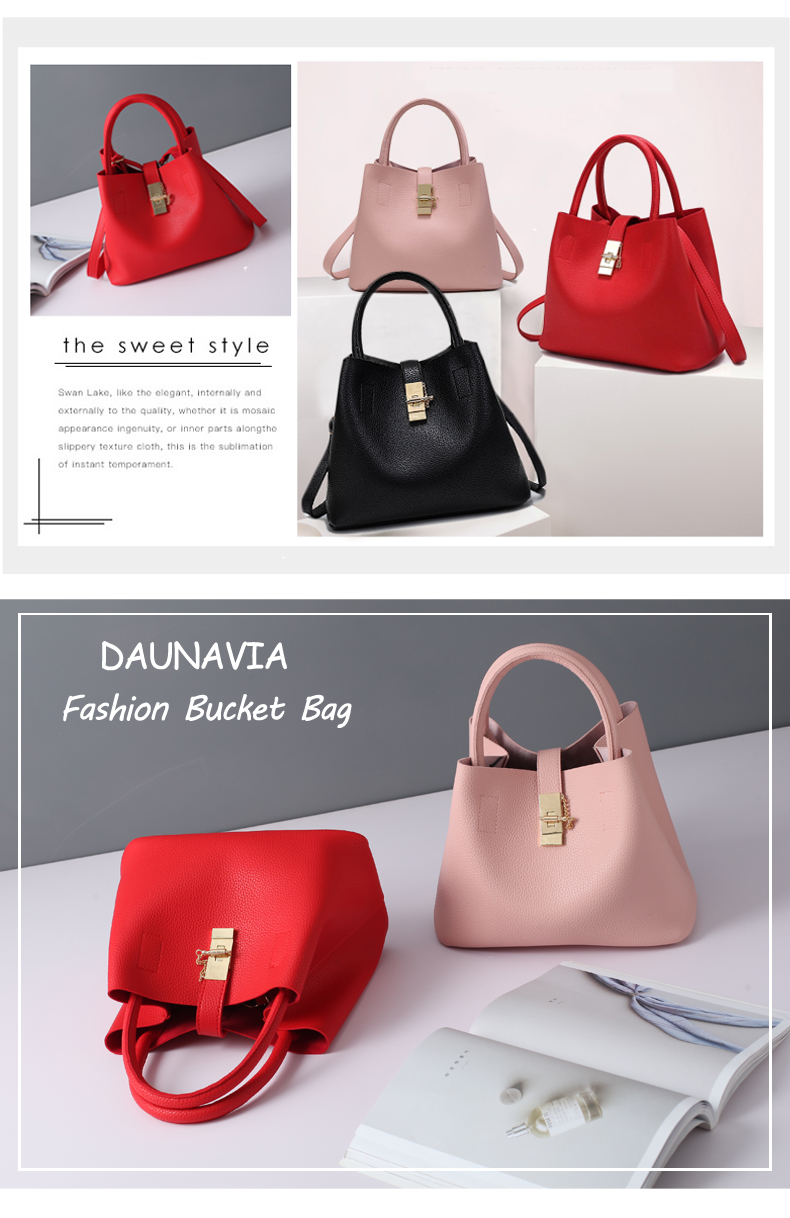 Explosion promotion in 2019, low price one day snapped up, Handbags, Fashion  Shoulder Bags pink one size 8