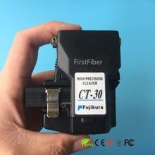 Couperet de Fiber CT 30 couperet de haute précision avec le couteau de coupe de fibre optique de cas CT30A CT 30A Type fuji fabriqué en chine