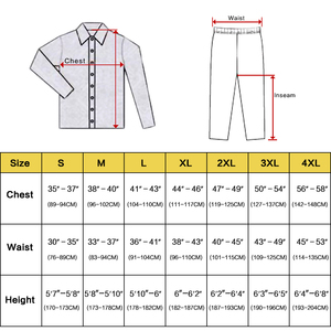 Image 2 - Mens Silk  Satin  Pajamas  Set   Pyjamas  Set   Pjs   Sleepwear  Loungewear  S, M ,L ,XL,2XL,3XL,4XL Plus Size__Fits All Season