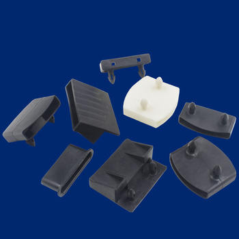 2pcs Plastic Holder of Wooden Wood Slats buckle 25mm x55mm wooden slats Connector for Nursing Beds Furniture Hardware - discount item  30% OFF Furniture Accessories