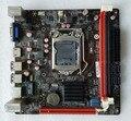 Подержанные оригинальная для Colorful C. H61HD V20 все твердые H61 материнская плата HDMI HTPC ITX 17*17