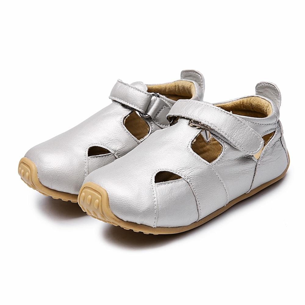 c8eb2ebcf2 Tipsietoes KIDS 2018 Batole Dětská kožená obuv Dívka Stará bílá ...