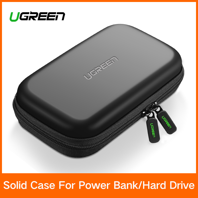 ugreen-power-bank-case-hard-case-box-for-25-hard-drive-disk-usb-cable-external-storage-carrying-ssd-hdd-case
