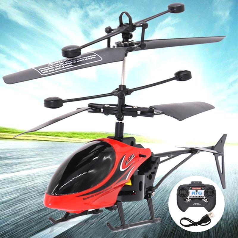 électrique semaine avec hélicoptère 8