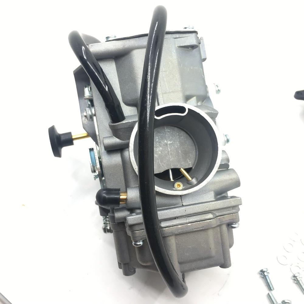 Carburateur pour YAMAHA guerrier 350 YFM 350 YFM350 1987-2004 ATV QUAD nouveau 4 roues nouveau carburateur de grande qualité