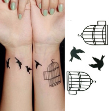 Tatoo tattoos metallic removable temporary tattoo flash stickers design art waterproof