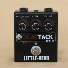 RAT Electric Guitar Pedal Dirty Turbo Vintage Distortion Effect Stomp Free Shipping