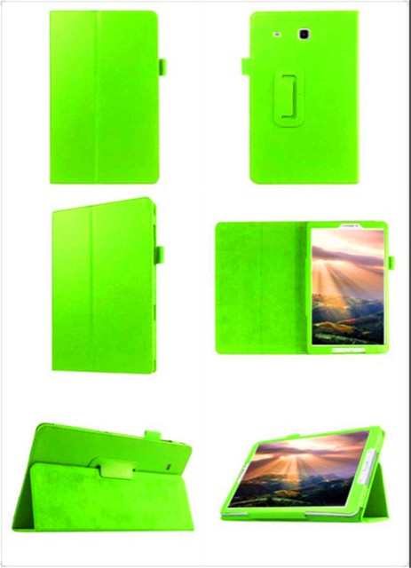 Green Samsung tablet case pen 5c649f5a7399c