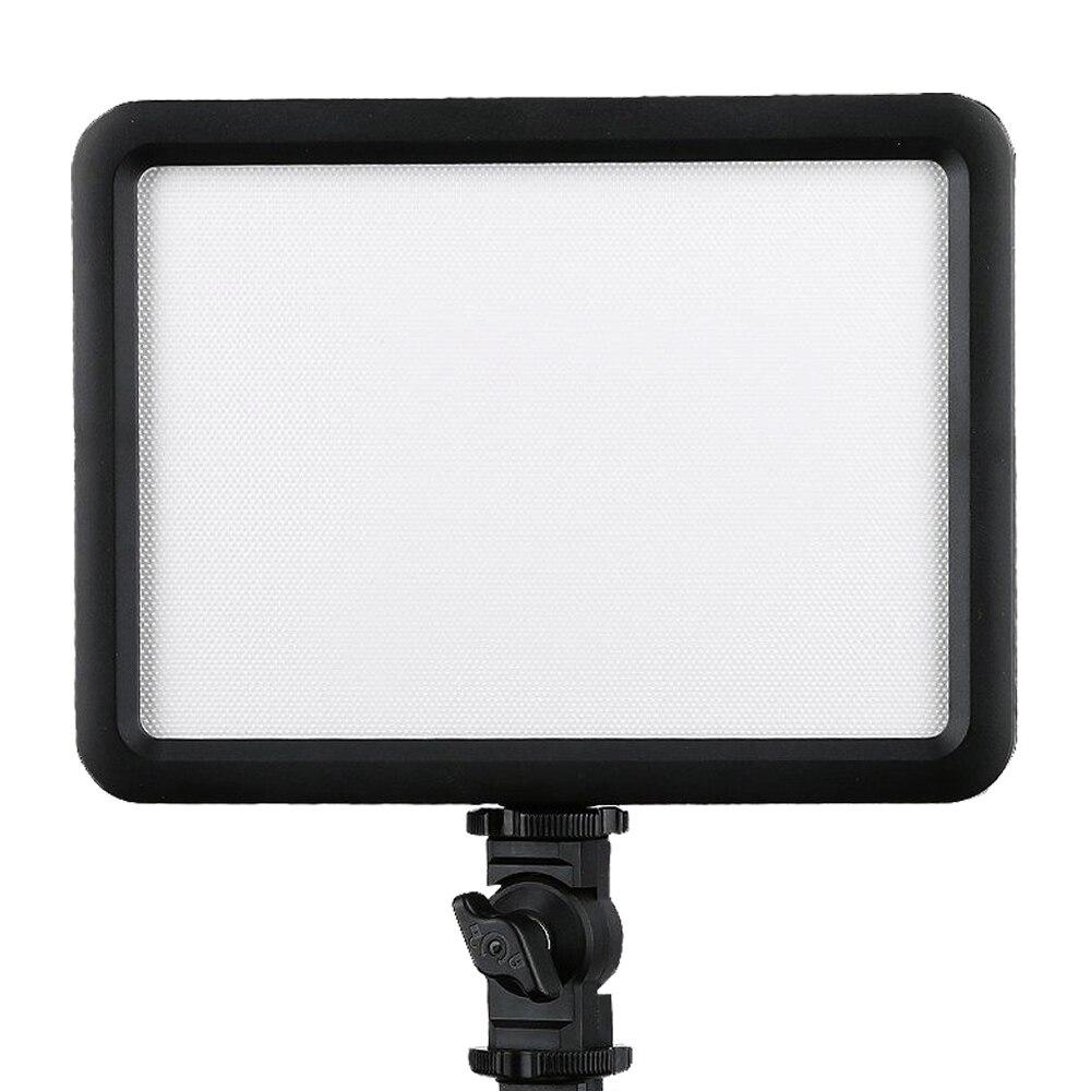 Godox LED P120C 3300 k-5600 k caméra réglable vidéo Ultra mince lumière lampe à LED