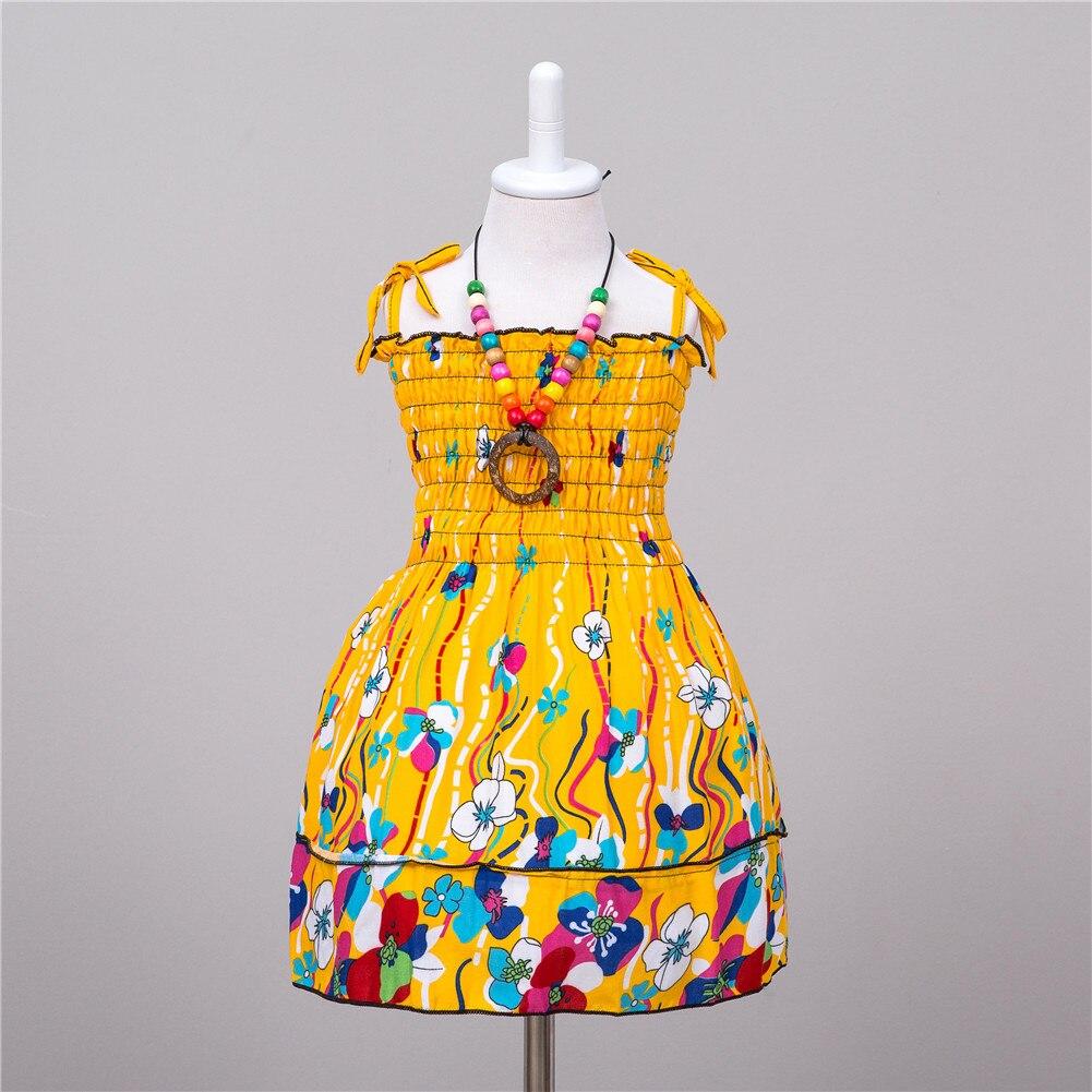 2017 Children 39 S Designer Clothing Little Girl Dresses