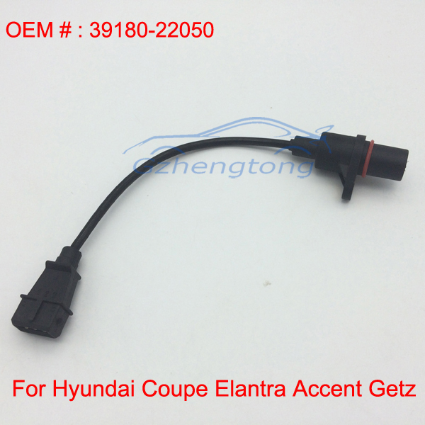 Crankshaft Position Sensor for Hyundai Coupe Elantra Accent 3918023000/3918022090/39180-22050/39180-22040 Free Shipping