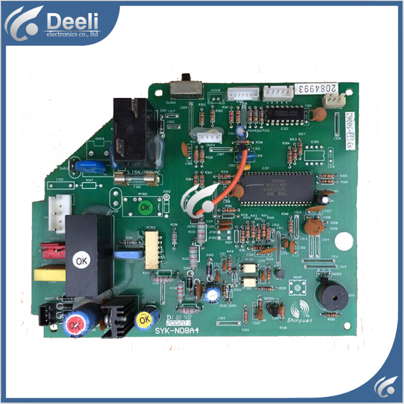 95% new for air conditioning board SYK-N08A4 control board Computer board