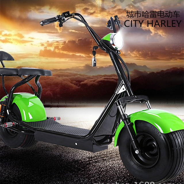 Battery Car Halley Electric Vehicle Mountain Bike Bicycle Two Wheel Scooter Taizi Motorcycle Motorc