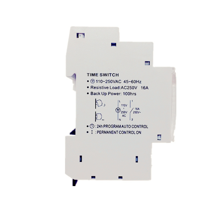 Image 3 - DIN Rail SUL180a Time Switch Mechanical Timer Switch 24 Hours Programmable Timer 16A Time Switch-in Timers from Tools