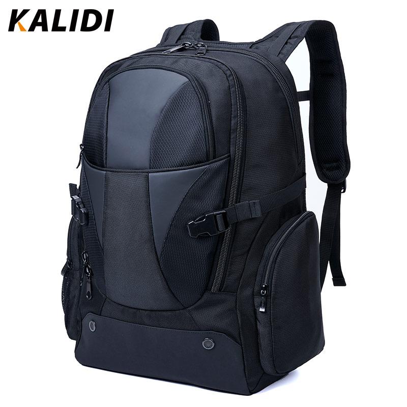 KALIDI Brand Laptop Backpack Men's Travel Bags 2017 Multifunction Rucksack Waterproof Oxford Black School Backpacks For Teenager kalidi 2pcs set backpack