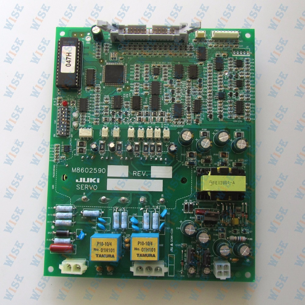 1 PCS SERVO CIRCUIT CONSEIL ASM # M8602-590-AA0 FIT POUR JUKI LK-1900