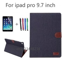 2017 New Design Cowboy PU Leather Cover For Apple IPad Air 3 Smart Wake Up Sleep