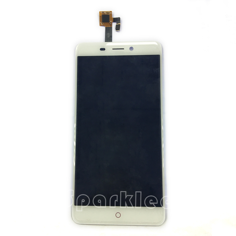 Black White LCD Replacement For Nubia N1 LCD Display Touch Screen Digitizer Assembly Repair Parts For