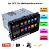 2G RAM HD 1024 600 9 Inch Pure Android 7 1 1 Car DVD CD Player