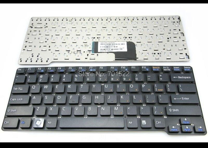 Новая клавиатура для ноутбука для Sony VPC VGN CW pcg-61111l pcg-61112l PCG-61411L pcg-61113t черный США Версия-9j. n0q82. a01