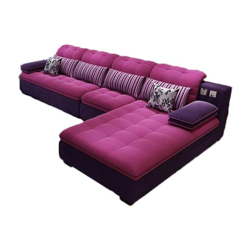 Recliner Pouf Moderne Couch Meble Do Salonu Divano Sillon Copridivano Mobilya Set Living Room Furniture Mueble De Sala Sofa